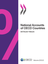 National Accounts of OECD Countries, Volume 2012 Issue 2