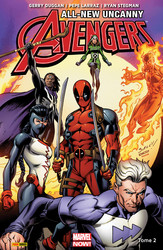 All-New Uncanny Avengers (2015 II)T02