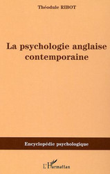 LA PSYCHOLOGIE ANGLAISE CONTEMPORAINE