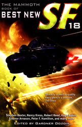 The Mammoth Book of Best New SF 18