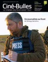 Ciné-Bulles. Vol. 35 No. 2, Printemps 2017