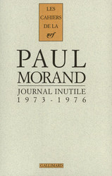Journal inutile (Tome 2) - 1973-1976