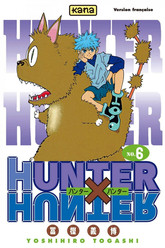 Hunter X Hunter - Tome 6