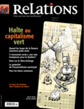 Relations. No. 777, Mars-Avril 2015