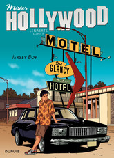 Mister Hollywood - Tome 2 - Jersey Boy