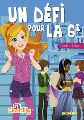 Lili Chantilly Tome 3