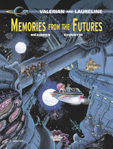 Valérian - Tome 22 - 22. Memories from the futures