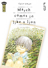 March comes in like a lion - Tome 5 - March comes in like a lion T5