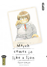 March comes in like a lion - Tome 6 - March comes in like a lion T6