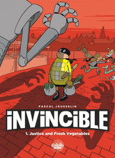 Invincible - Volum 1 - Justice and Fresh Vegetables