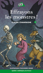 Marie-Anne 02 - Effrayons les monstres!