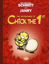 The Adventures of Chick the 1st - Volume 1 - Tweetise on Existence
