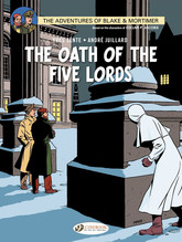 Blake & Mortimer - Volume 18 - The Oath of the Five Lords
