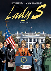Lady S.  - Volume 4 - A Mole in D.C.
