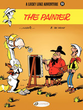 Lucky Luke - Volume 51 - The Painter