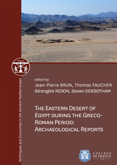 The Eastern Desert of Egypt during the Greco-Roman Period: Archaeological Reports