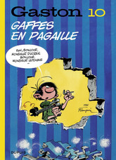 Gaston (Edition 2018) - tome 10 - Gaffes en pagaille (Edition 2018)