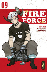 Fire Force - Tome 9
