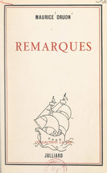Remarques