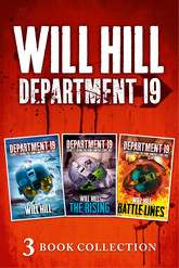 Department 19 - 3 Book Collection (Department 19, The Rising, Battle Lines)