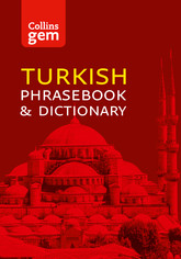 Collins Turkish Phrasebook and Dictionary Gem Edition ebook
