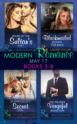 Modern Romance May 2017 Books 5 – 8