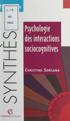 Psychologie des interactions sociocognitives