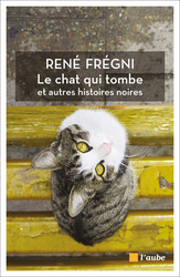 Le chat qui tombe