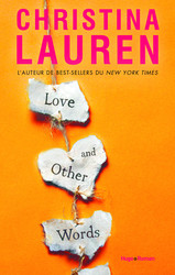 Love and other words -Extrait offert-