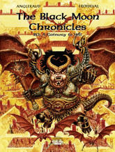 The Black Moon Chronicles - Volume 20 - A Gateway to Hell