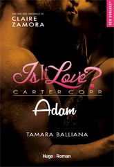 Is it love ? - Adam -Extrait offert-