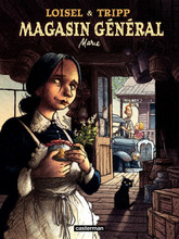 Magasin Général (Tome 1) - Marie