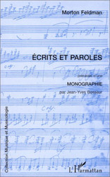 ECRITS ET PAROLES