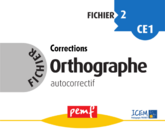Fichier Orthographe 2 corrections