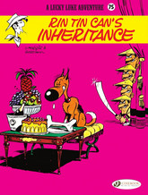 Lucky Luke - Volume 75 - Rin Tin Can's Inheritance