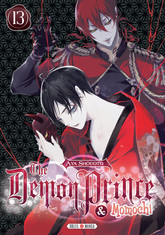The Demon Prince and Momochi T13