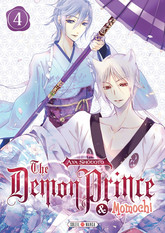 The Demon Prince and Momochi T04