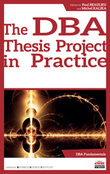 The DBA Thesis Project in Practice