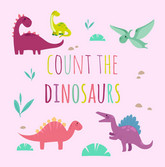 Count the Dinosaurs