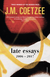 Late Essays