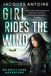 Girl Rides The Wind