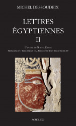 Lettres égyptiennes II