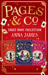 Pages & Co. Bookwandering Adventures – Volume One