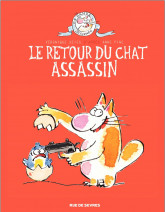 Journal d'un chat assassin - Tome 2 - Le retour du chat assassin