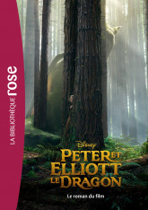 Peter et Elliott le dragon - Le roman du film