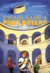 Escape game à Fort Boyard
