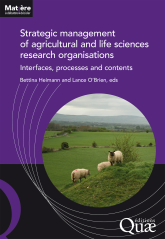 Strategic management of agricultural and life sciences research organisations