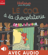 Le coq à la chocolaterie