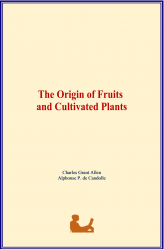 The Origin of Fruits and Cultivated Plants