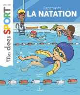 J'apprends la natation